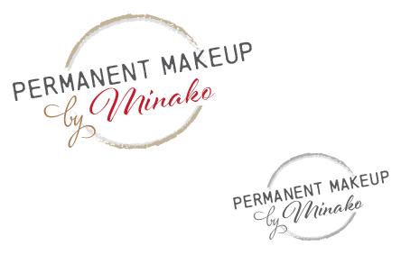 graphic_logo_design_Minako_PMakeup